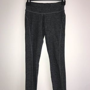 New Balance Dry Fit XS Heather Gray Leggings